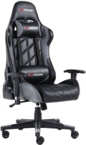 GTFORCE PRO GT Gaming Office Desk Chair - Best office chair under 200 uk